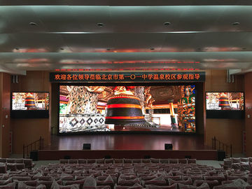 الصين High Gray Depth Led Video Display Panels , Concert Led Screen 500 X 500mm Module مصنع